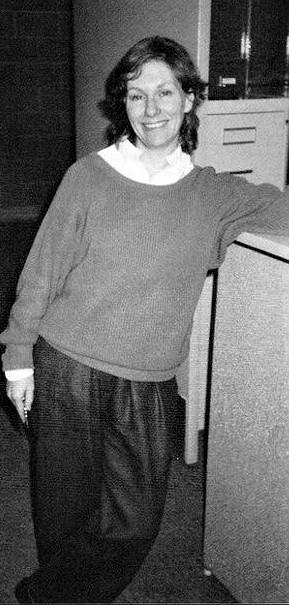 Judy in 1989